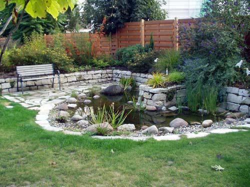 Beyme pflanzenhof gbr garten und landschaftsbau garten - Gartengestaltung mit wasser ...